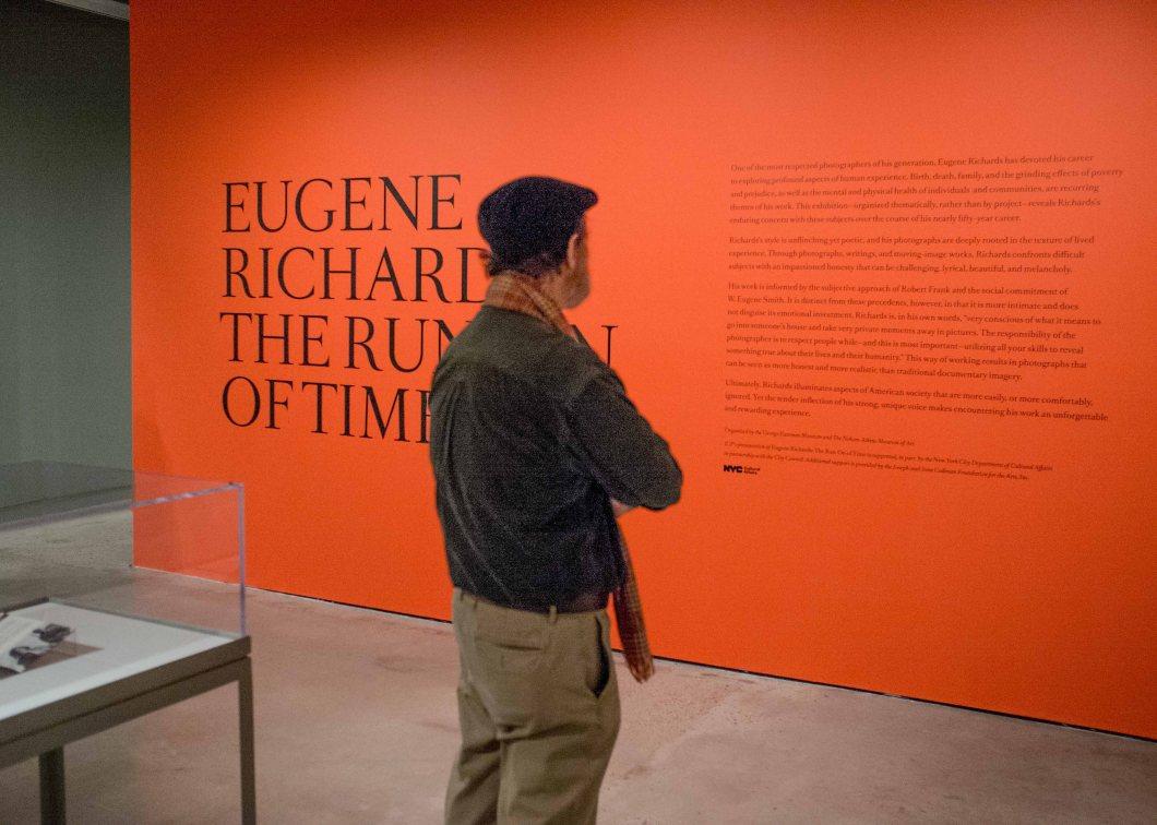 eugene richards the run-on of time d.d. teoli jr. (54)